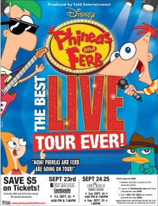 Phineas+Ferb+Disney Channel