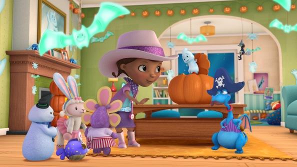 Doc Mcstuffins | Halloween Episode
